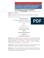 Estatuto-final Anteproyecto Estatuto 5 de Diciembre 2014 Con Tachado (1)