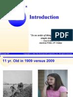 Adolesc History Nature of Dev