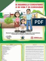manual desarrollo comunitario