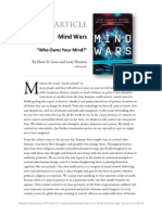 Mind Wars Art