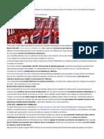 Coca Cola y Pepsi-Agente Cancerígeno