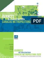 Avances Del Plan Estratégico Caracas Metropolitana 2020