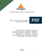 ATPS – Conceito de Derivada e Regras de Derivação