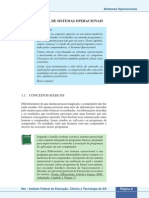 Aposstila Sistemas Operacionais -IFPA