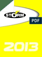 Catalogo Storm 2013 ITA