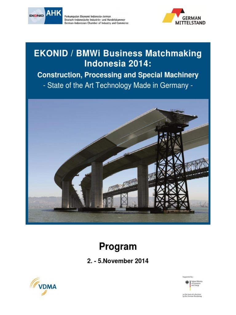 Business matchmaking Deutsch snelheid dating Brno sleva