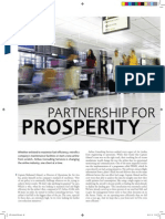 Partnership for Prosperity