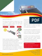 Sistemas Fototérmicos
