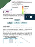 CBSE Std XII Microeconomics ch 1