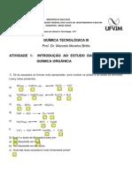 Atividade 1 -  Introdução ao estudo das  reações orgânicas - Respostas.pdf