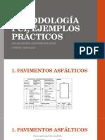 Metodología Pci, Ejemplos Prácticos