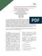 Cin+®tica de la Reacci+¦n entre los iones f+®rricos y yoduro