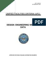Ufc_3_400_02 - Design-Engineering Weather Data