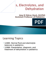 1- Zidron Stork- Fluids, Electrolytes, And Dehydration