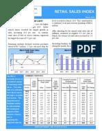 March 2015 Retail Sales Publication