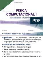 Clase 03 - Algoritmos