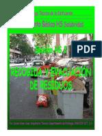 Guía Cte Db Hs2basuras