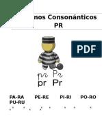 Cuadernillo Difonos Consonanticos Pr