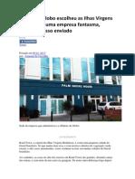 O Crime de Fraude Fiscal e Tributária Da Rede Globo de Televisão Contra o Estado Brasileiro Na Compra Dos Direitos Televisivos Da Copa Do Mundo de 2002