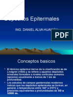 Depositos epitermales (2)