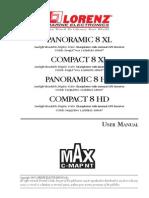 8 XL HD (Compact Panoramic)