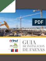 Guía de Instalaciones en Fena CChC Temuco