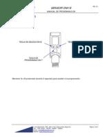 Manual Programacion Fotocelula DM18