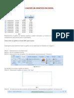 Cómo Hacer Un Gráfico en Excel 2010