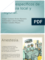 Anestesia Local Exo