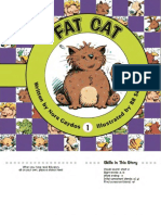 Fat Cat from Now I'm Reading! Level 1