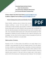 Governo Dilma e suas propostas