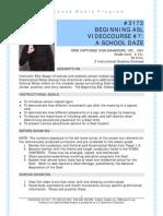 lesson 7 guide