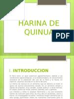 Harina de Quinua