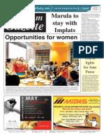 Platinum Gazette 29 May 2015
