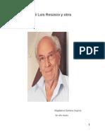 José Luis Rosasco y Obra