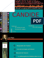 expose sur CANDIDE
