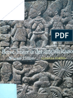Arte africano antigüedad (I)