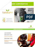 Dossier Corporativo Humanymal