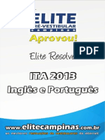 Elite Resolve ITA 2013-Ingles Portugues