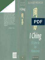 Wilhelm - I Ching