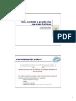 Aula 02 - Uso, Controle e Gestão Dos Recursos Hídricos