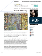 18.1.2015, 'La Rivoluzione Floreale Del Liberty', Wall Street International