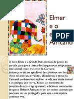 Elmer Eo Elefante Africano
