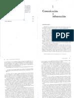 Comunicación e Información (Completa)