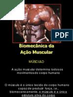 Biomecânica da Ação Muscular