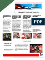 Boletín Cuba de Verdad Nº 91-2015