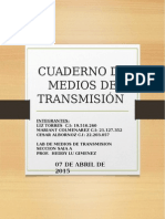 Informe Final Medios de transmision