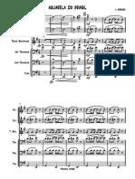 Aquarela Do Brasil - Score and Parts