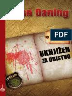 Džon Daning~Uknjižen za ubistvo