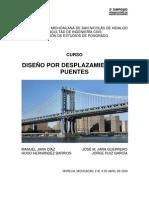 Curso Diseño de Puentes Por Desplazamientos
